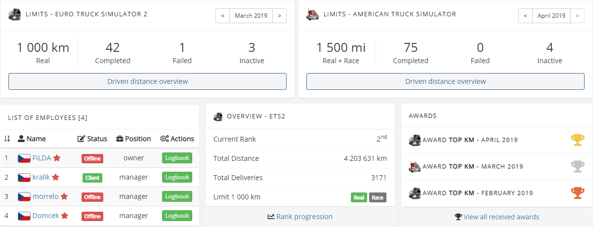Home Page - TrucksBook